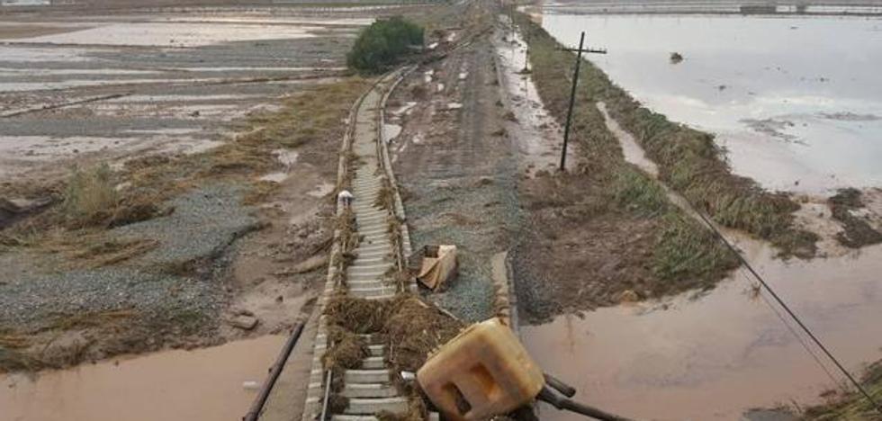 Adif trabaja ya en el trazado del AVE de la Junta para restablecer los trenes