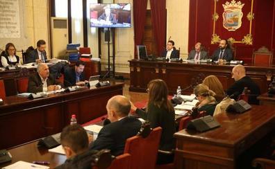 La mayoría de grupos municipales rechaza hacer una consulta ciudadana sobre la torre del Puerto