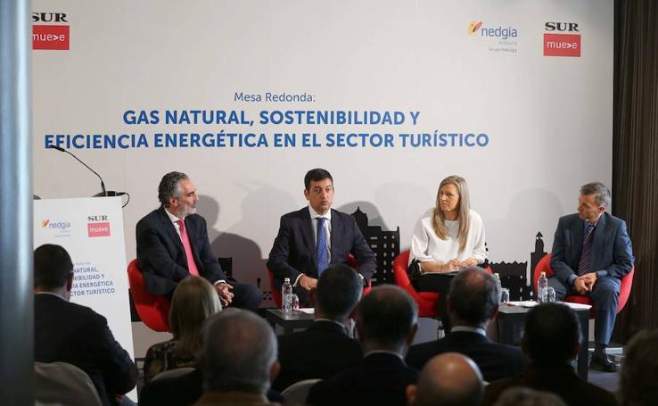 Así ha sido la mesa redonda 'Gas natural, sostenibilidad y eficiencia energética en el sector turístico'