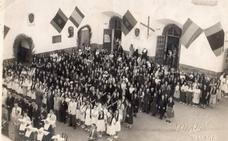 Así era la vida en la prisión franquista de mujeres de Málaga