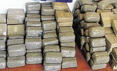 Desarticulan una red dedicada al tráfico de drogas desde Antequera a Holanda