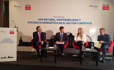 Así ha sido la mesa redonda sobre la eficiencia energética en el sector turístico