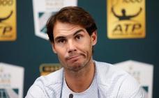 Nadal se baja de París por una lesión abdominal y se despide del número uno