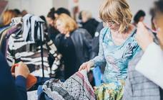 Fiesta de intercambio de ropa gratis en La Térmica