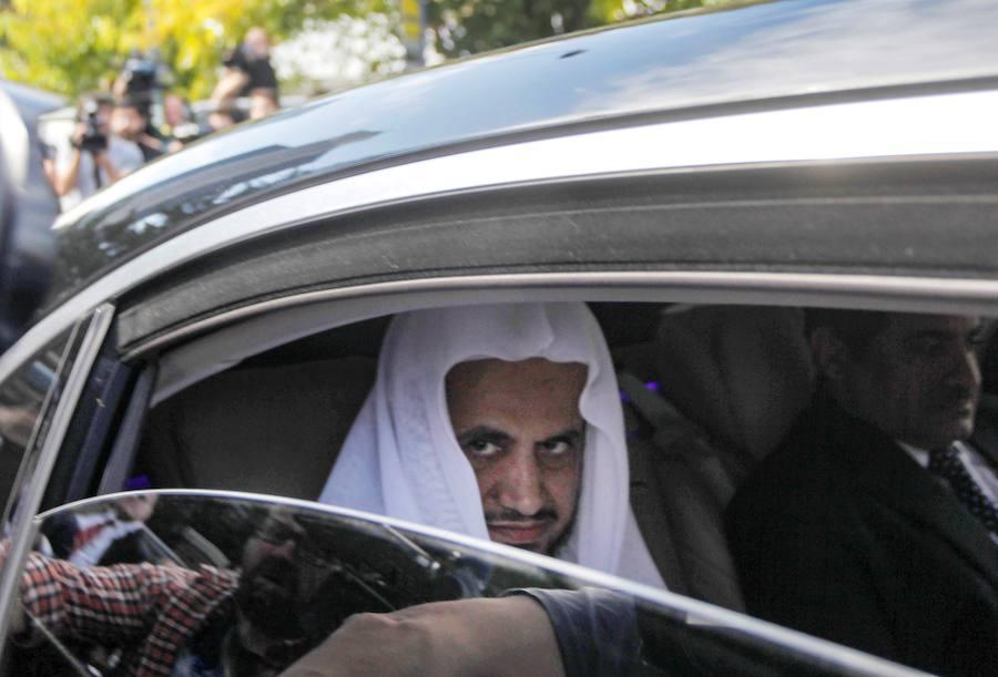 Khashoggi fue «estrangulado» y «descuartizado» en el consulado saudí