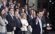 PP y Cs pelean por bajar impuestos, mientras PSOE y Adelante Andalucía, por el favor de los sindicatos