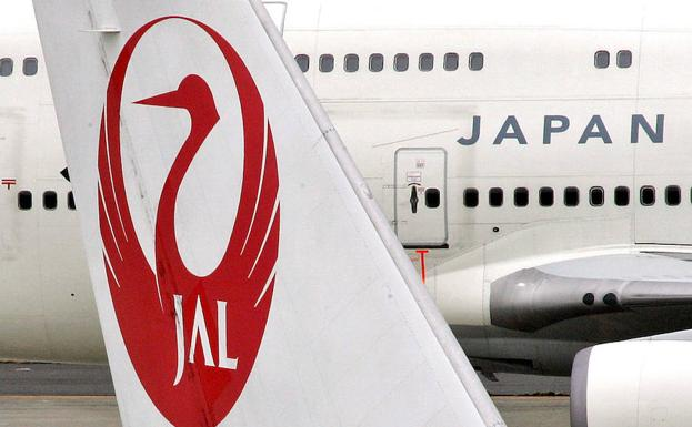Japan Airlines se disculpa por un retraso causado por la embriaguez del copiloto