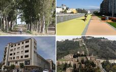 Cuatro grandes proyectos de Málaga capital están pendientes de permisos de la Junta