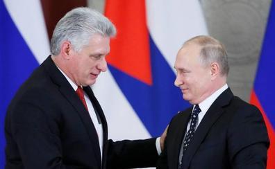 Putin anuncia que Rusia tendrá una nueva base de comunicaciones en Cuba