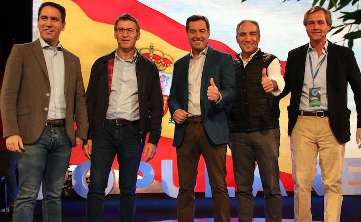 La Unión Intermunicipal del PP se celebra en Málaga