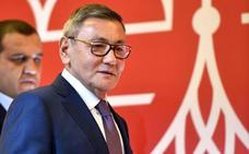 La AIBA elige a Rakhimov como presidente y desafía al COI