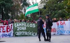 La declaración de zona de emergencia no pone fin a las reivindicaciones de Teba, Campillos y Ardales