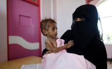 Unicef denuncia que los niños de Yemen «están muriendo de hambre y enfermedades»