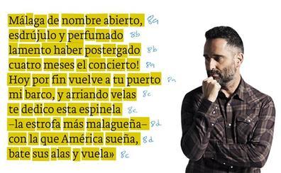 La décima espinela, el regalo de Málaga a la poesía en español