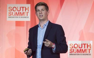 Ryan Kelly: «Málaga será el epicentro de la I+D de Hyperloop en Europa»