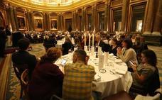 Fotos | Así fue la cena organizada por Prensa Malagueña en la WTM 2018