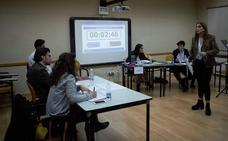 El debate entre estudiantes, nueva actividad en los institutos andaluces