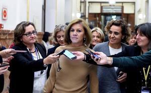 Cospedal abandona la Ejecutiva del PP tras conocerse los audios con Villarejo