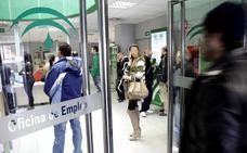 El desempleo crece en Andalucía en 10.854 personas en octubre