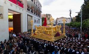 La Cofradía de Estudiantes acepta cerrar el próximo Lunes Santo si lo ratifican sus hermanos en un cabildo