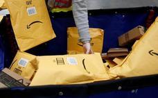 Tercera convocatoria de huelga de los empleados de Amazon este año