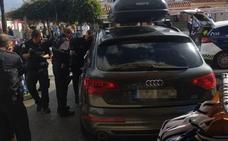 Un niño de dos años queda atrapado en un coche en Torremolinos