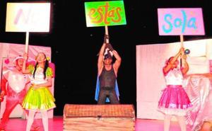 Una 'Corazonada', teatro contra el abuso infantil
