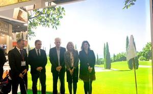 Marbella vende en Londres su apuesta por el turismo de excelencia y el segmento de golf