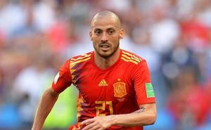 David Silva hará el saque de honor antes del partido entre España y Bosnia