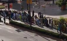 La manifestación de musulmanes en Fuengirola pidiendo pisos gratis: el bulo que no debes compartir