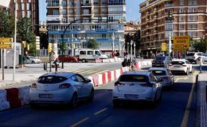 El Ayuntamiento suprime el tráfico privado por el puente de la Misericordia