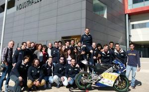 Esta es la moto de la UMA campeona del MotoStudent 2018
