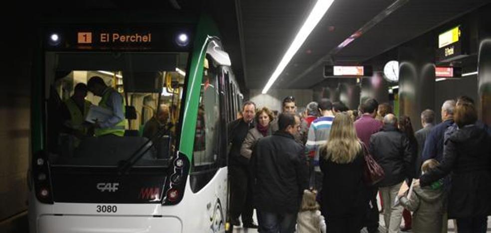 El metro bate récord de viajeros con el mejor octubre desde su inauguración