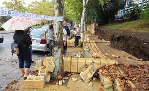 Los daños por las lluvias en Marbella obligan a nuevas obras de emergencia que elevan el coste a 500.000 euros