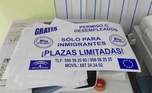La realidad tras la oferta del carnet de conducir gratuito para inmigrantes
