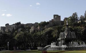 El Ayuntamiento encargará un estudio para reducir masa arbórea junto a la Alcazaba