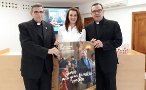 El turismo y los donativos incrementan los ingresos de la Iglesia en Málaga en 1,2 millones de euros
