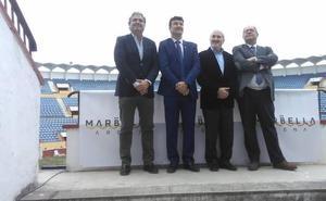 Grupo TeatroGoya invierte 30 millones para reabrir la Plaza de Toros de Banús como espacio de espectáculos