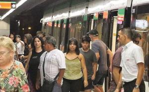 El metro de Málaga recibe la máxima puntuación de los usuarios en una encuesta de la OCU