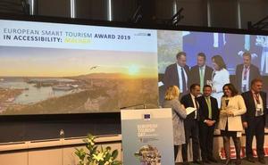 Málaga recibe el premio de Turismo Inteligente en Accesibilidad de la Comisión Europea