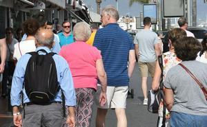 Dos detenidas en Marbella por robos con violencia a turistas de edad avanzada