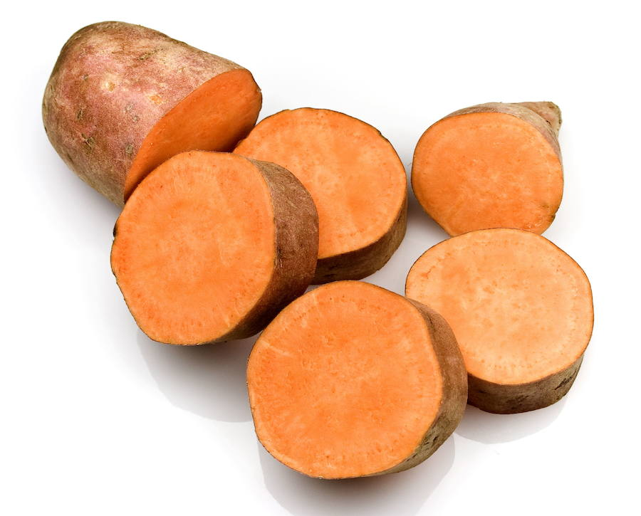 La batata se retrasa y viene algo más tarde este año