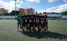 El Tiro Pichón se impone al Málaga gracias a dos goles de Oñate (2-1)