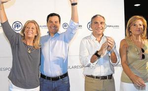 Javier Carnero y Esperanza Oña, hoy en 'La Alameda'