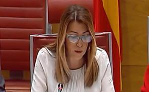 Sigue en directo la comparecencia de Susana Díaz en el Senado