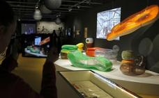 El Pompidou infla el sueño de la ciudad ideal