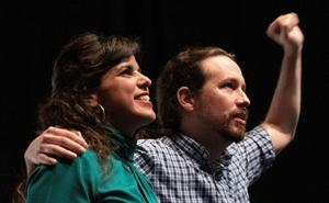 Iglesias arremete contra el «susanismo» en su primer acto de la precampaña andaluza