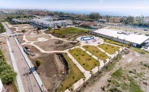 Conectan Bel Air y Casablanca con un vial y crean una nueva zona verde