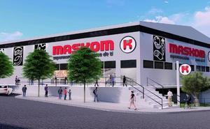 Maskom abrirá en Arroyo de la Miel un local de grandes dimensiones