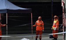 Las imágenes del atentado en Melbourne